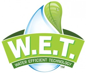 WaterCare® W.E.T. Logo