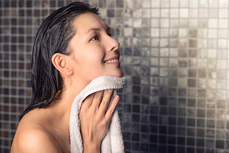 Prevent These Skin Issues by Softening Your Hard Water