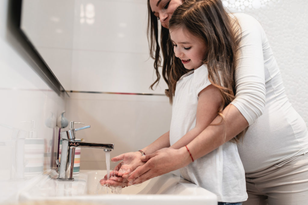 Why Water Softening Increases Stay-at-Home Family Health.