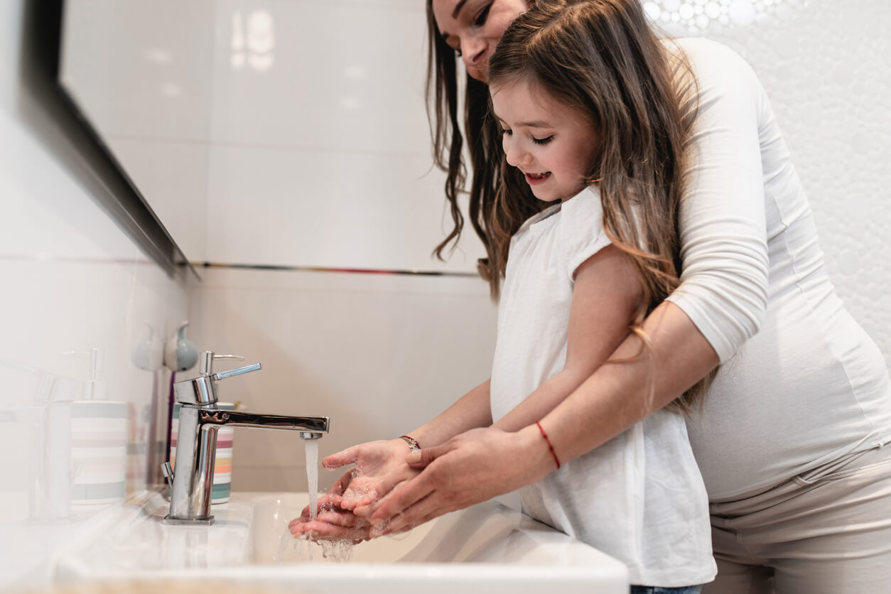 Why Water Softening Increases Stay-at-Home Family Health