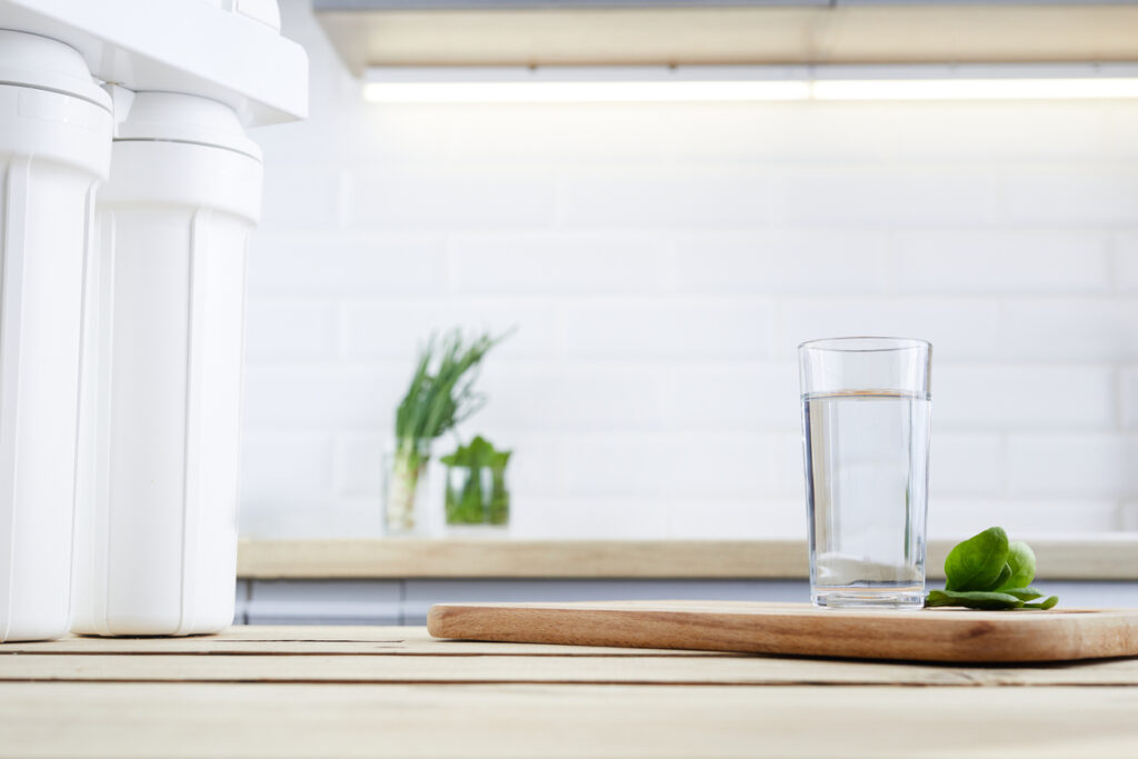 5 Benefits of Installing a Whole House Filtration Unit