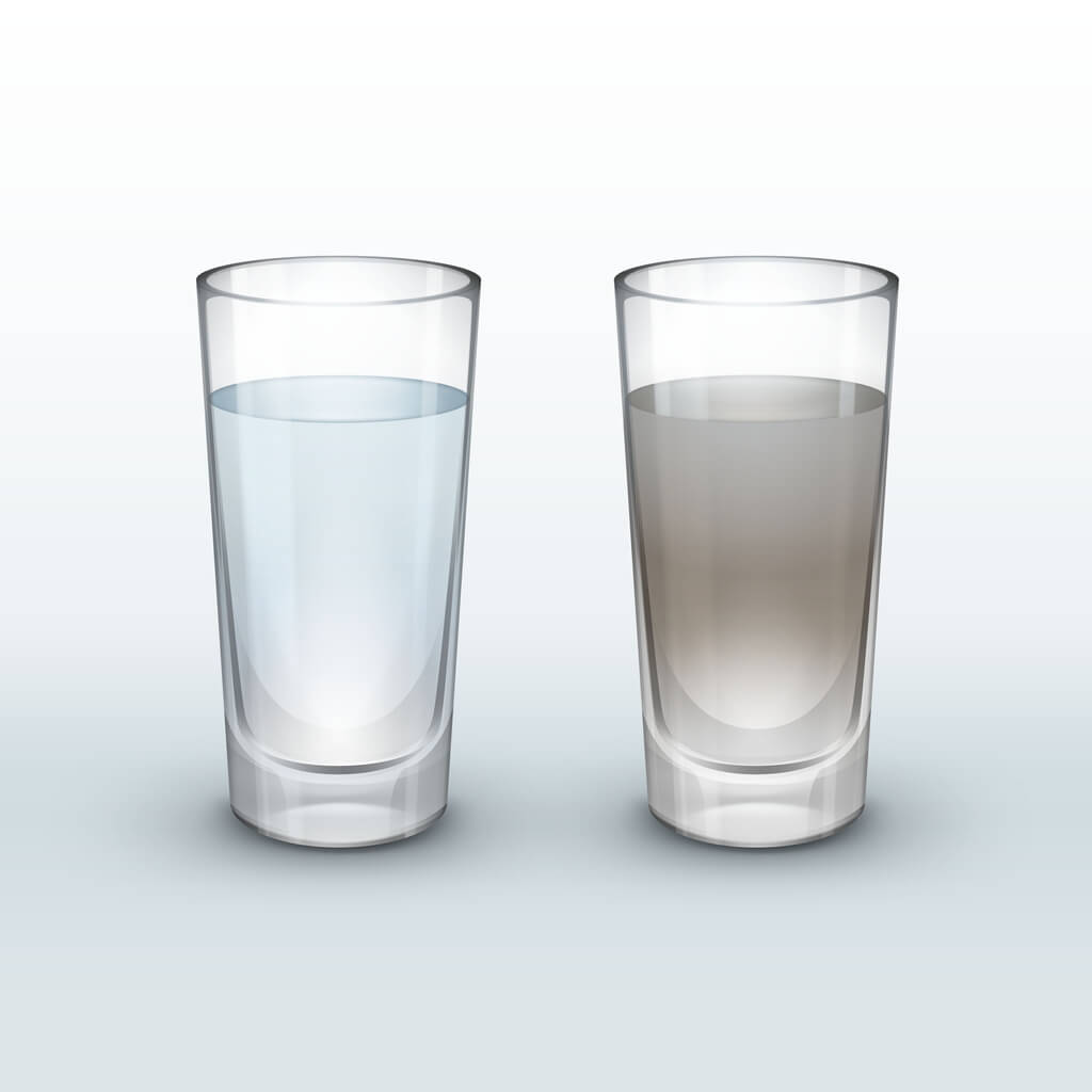 Effects and Elimination of Chemicals and Contaminants Present in Unfiltered Water
